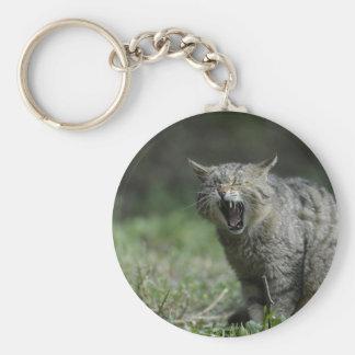 Wildcat Key Ring