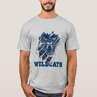 Wildcats Breaking The Weak T-Shirt