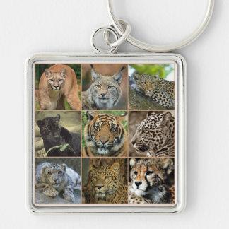 Wildcats Key Ring