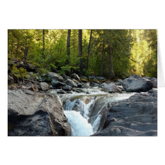 Wildcreek Waterfall Card