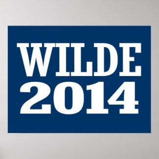 WILDE 2014 POSTER