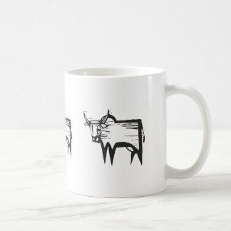 Wildebeest Coffee Mug