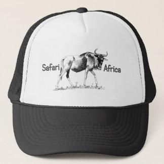 Wildebeest Trek Africa Safari Cap