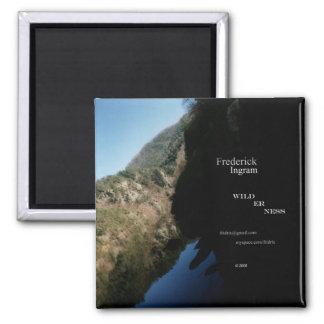 Wilderness CD magnet