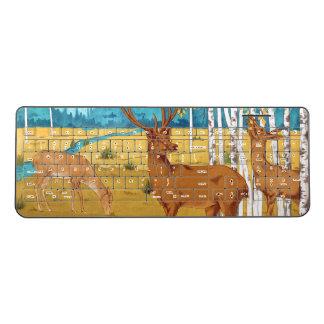 Wilderness Deer Animals Woods Wireless Keyboard