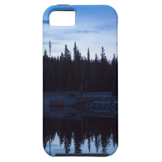 Wilderness Forest Blues iPhone 5 Cover