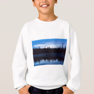 Wilderness Forest Blues Sweatshirt