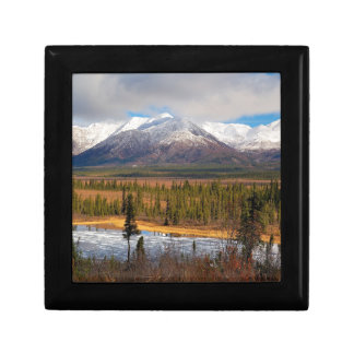 Wilderness Forest Mountains Gift Box