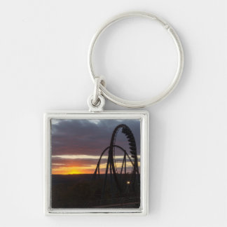 Wildfire Sunset Key Ring