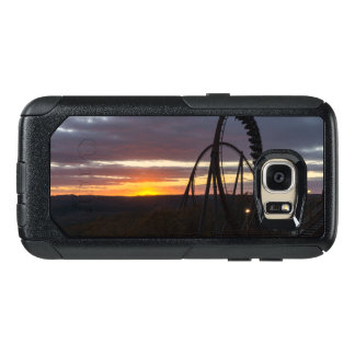 Wildfire Sunset OtterBox Samsung Galaxy S7 Case