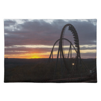 Wildfire Sunset Placemat