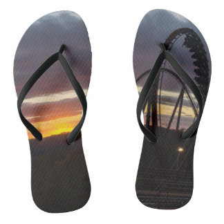 Wildfire Sunset Thongs