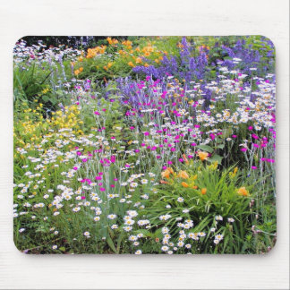 Wildflower Afternoon Mouse Pad