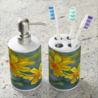Wildflower Bathroom Set