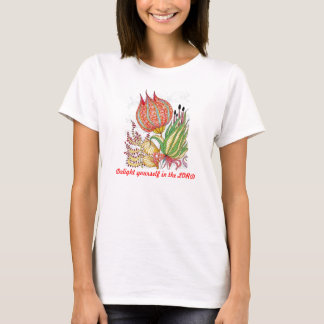 Wildflower, delight yourself in the Lord T-Shirt