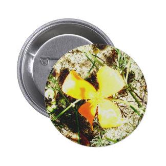 Wildflower Freedom Keepsake Collection 6 Cm Round Badge