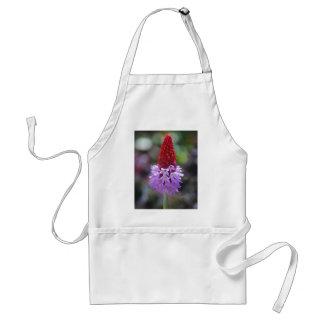 wildflower in bloom adult apron