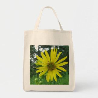 Wildflower Organic Grocery Bag