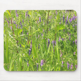 Wildflower - Tufted Vetch Mousepad