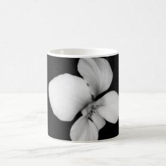 Wildflower White Mug