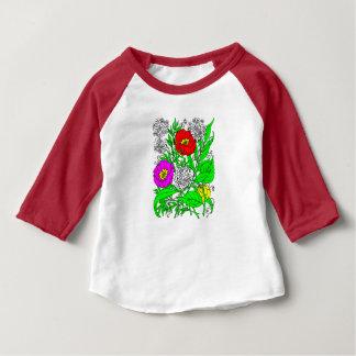 Wildflowers 2 baby T-Shirt