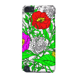Wildflowers 2 iPod touch 5G cover