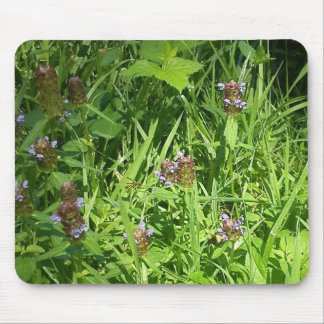 Wildflowers and Bee Mousepad