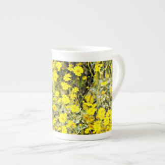 """Wildflowers"" China Coffee/Tea Mug/Cup Tea Cup"