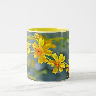 Wildflowers Impressionist Coffee Mug