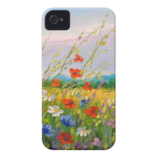 Wildflowers iPhone 4 Covers