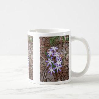 Wildflowers Basic White Mug