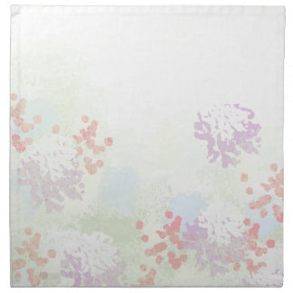 Wildflowers Napkin