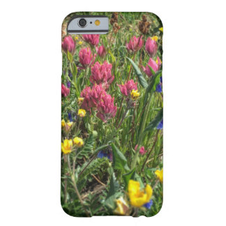 Wildflowers of the Rockies Barely There iPhone 6 Case