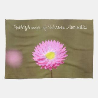 Wildflowers of Western Australia Tea Towel