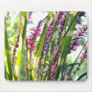 Wildflowers Pad Mouse Pad