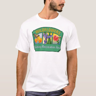 Wildflowers Swasey T-shirt