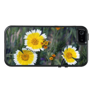 Wildflowers Yellow and White Sunflowers OtterBox iPhone 5/5s/SE Case