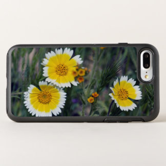 Wildflowers Yellow and White Sunflowers OtterBox Symmetry iPhone 7 Plus Case
