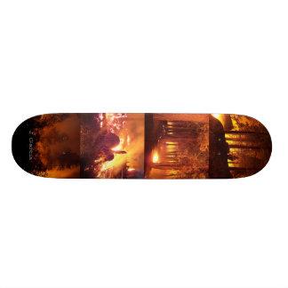 Wildland Fire Skate Deck