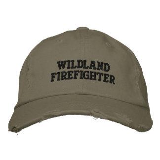 Wildland Firefighter Embroidered Hat