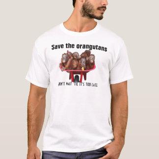 Wildlife Conservation Orangutans T-Shirt