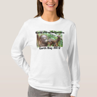 Wildlife Earth Day T-Shirt
