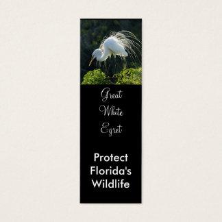 Wildlife Mini Business Card