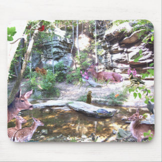 Wildlife Mouse pad