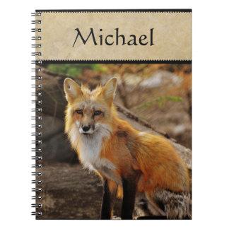 Wildlife Notebook / Red Fox