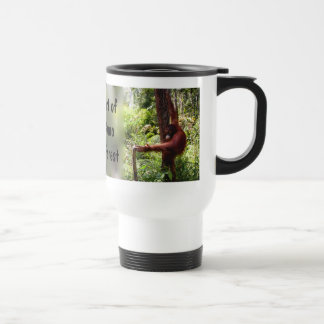 Wildlife Rainforest Conservation Legacy Travel Mug