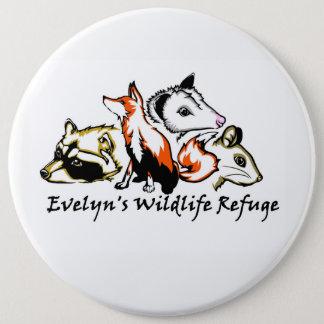 Wildlife Rescue Pin