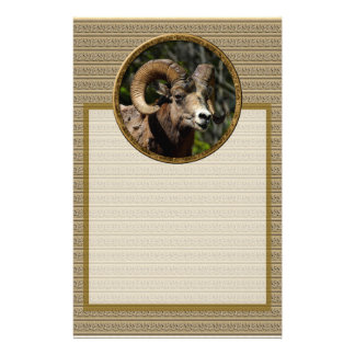 Wildlife Customized Stationery