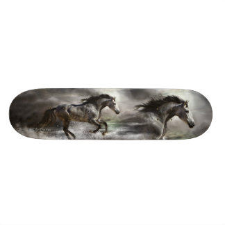 WildRide-Wild As The Sea Skateboard