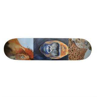 Wilds of Africa skateboard